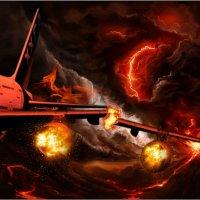 Катастрофа. :: Anatol Livtsov