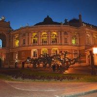 Оперный театр :: Zinaida Belaniuk