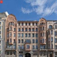 Санкт-Петербург. Доходный дом А.А.Каплуна :: Алексей Шаповалов Стерх