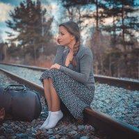 Ожидание -такое чувство, которое смешивает в себе все чувства сразу... :: Галина Мещерякова