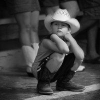 Про техасских пацанов :: Танкист .
