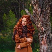 Неважно, настоящий цвет или нет. Ведь Рыжие – это не цвет волос, а состояние души :) :: Алексей Латыш