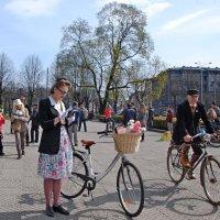 Твидовый велопробег :: Teresa Valaine