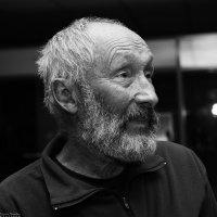 Николай Чёрный- участник 1-й экспедиции на Эверест. :: Татьяна Полянская