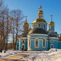 Храм Рождества Богородицы :: Любовь Потеряхина