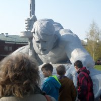 памятник  жажды, Брестская  крепость :: Виктория ***