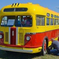 Ретроавтобус :: Ростислав