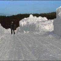 Зимняя дорога :: Валентин Кузьмин