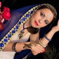 Индия... :: Райская птица Бородина