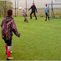Матч состоится в любую погоду... :: Кай-8 (Ярослав) Забелин