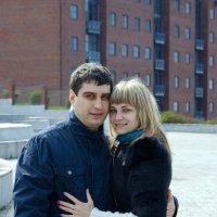 Юрий и Ирина :: Ксения Довгопол