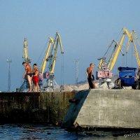 Досуг  в  Порту :: Игорь Пляскин
