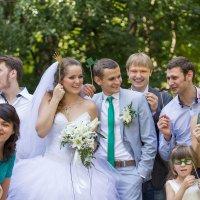 Веселая свадьба :: Аnastasiya levandovskaya