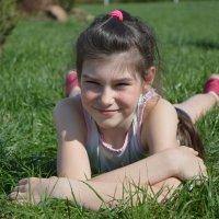 Моя любимая фотомодель) :: Наталья Шелыганова