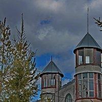 Замок до небес :: Andrey Krushinin