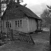 Домик в деревне :: Andrey Krushinin
