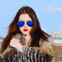 Весенне-зимний портрет :: Максим Никитин
