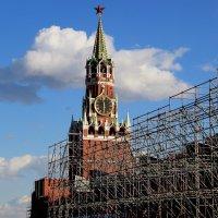 Москва перед 9Мая :: Александр Яковлев
