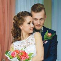 Таня и Женя :: Ангелина Косова