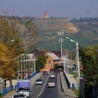 Армавир, мост через реку Кубань :: Игорь Сикорский