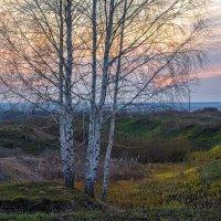 Простор,закат,весна. :: Александр Тулупов