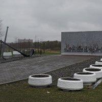 Передний край обороны Ленинграда. :: Владимир Питерский