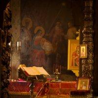 Перед  Святым Евангелием :: Макар Володышкин