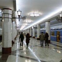 """Станция """"Алабинская"""" :: Владимир Немцев"""