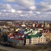 Город,как на ладони.... :: Валентина Жукова