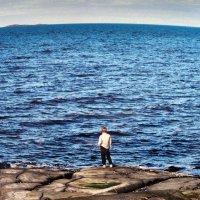 Море зовёт :: Валентин Кузьмин