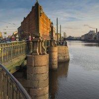 Мало-Калинкин мост :: Valeriy Piterskiy