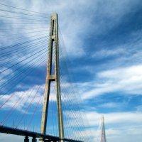 Русский мост :: Жанетта Буланкина
