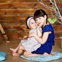сестрички :: Евгения Шабалтас