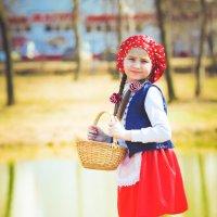 красная шапочка)) :: Оксана Яковлева