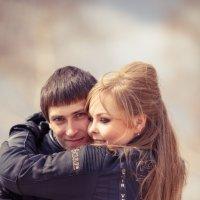 Катя и Саша :: Василий Игумнов