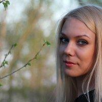 Девушка- Весна :: Dr. Olver  ( ОлегЪ )