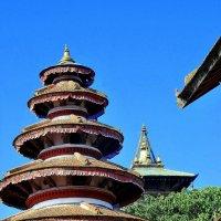 достопримечательности Непала :: Елена Познокос