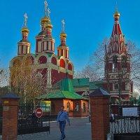 Храм Архистратига Михаила на Юго-Западной :: Ирина Шарапова