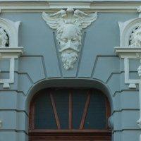 На фасаде здания Тильзита :: Игорь Вишняков