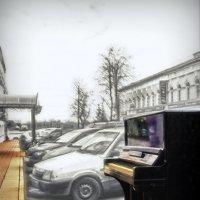 Мелодии городских тротуаров :: Алексей Дмитриев