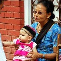 непальцы :: Елена Познокос