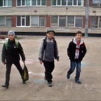 Ура!!! Уроки закончились! :: Нина Корешкова