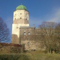 Старая крепость. :: Валентина Жукова