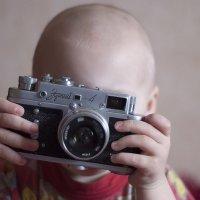 ...юный фотограф... :: Андрей Гр