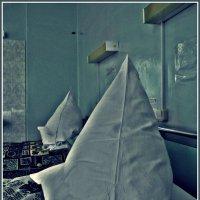 больничные пирамиды :: Дмитрий Анцыферов