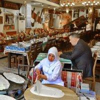 В кафе Стамбула. :: Анастасия Смирнова