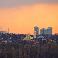 Калуга - правый берег... :: Елена Третьякова