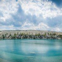 Меловое озеро :: Роман Ткаченко