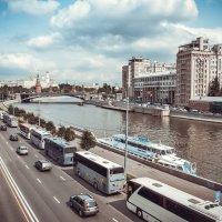 Москва :: Anastasia Bozheva