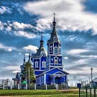 Церковь Знамение Божией Матери в с.Осино-Гай Гавриловского р-она Тамбовской обл :: Александр Тулупов